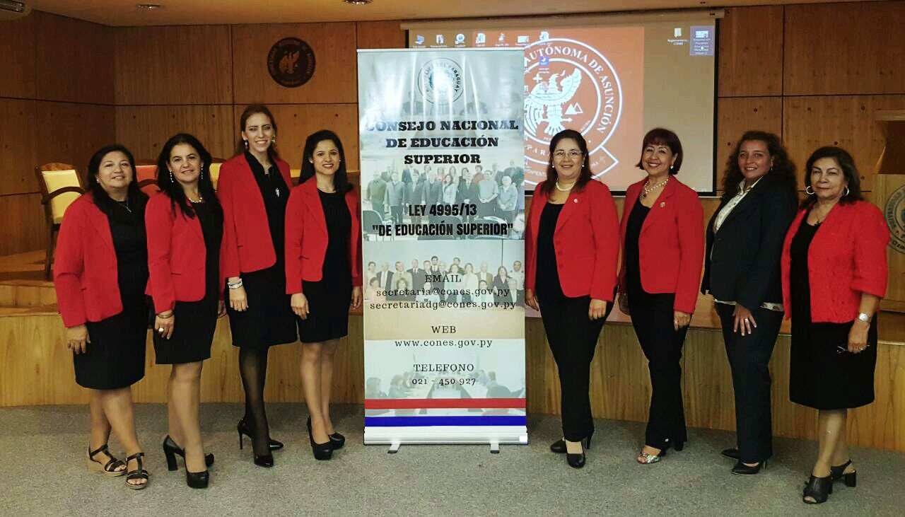... un espacio de Capacitación sobre Proyectos de Educación a Distancia,  dirigida a universidades miembros de la Asociación de Universidades del  Paraguay ...